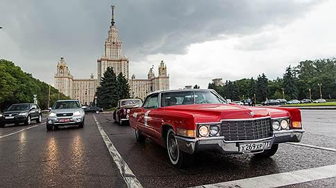 Уикенд с Chopard  / Московское ралли в цветах Time Traveler