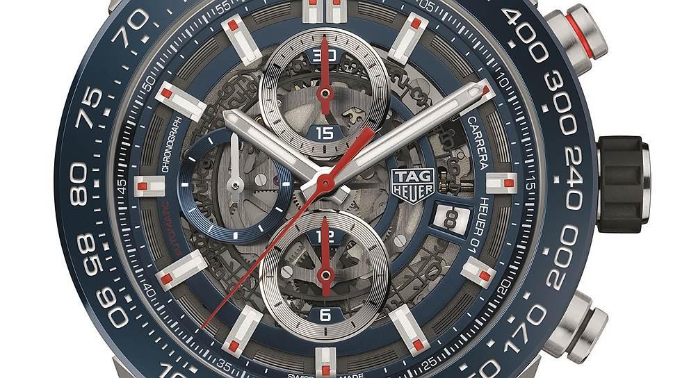 Часы TAG Heuer Carrera Heuer-01