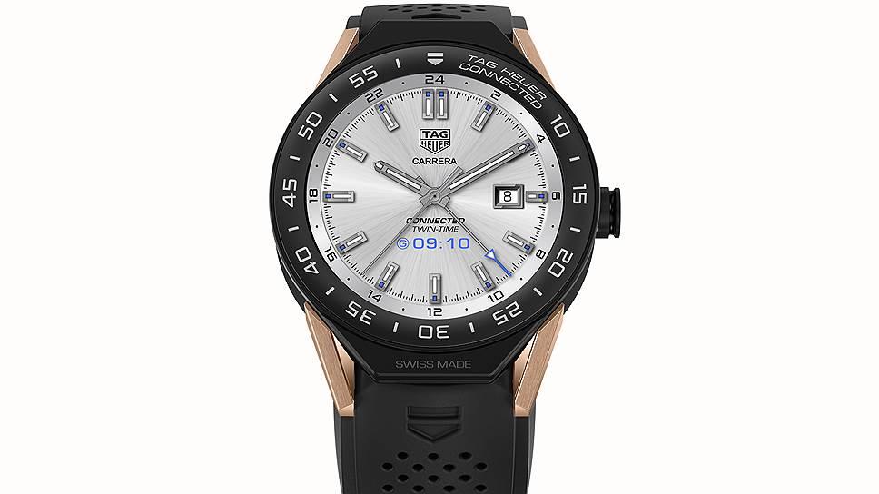Часы TAG Heuer Connected Modular 45