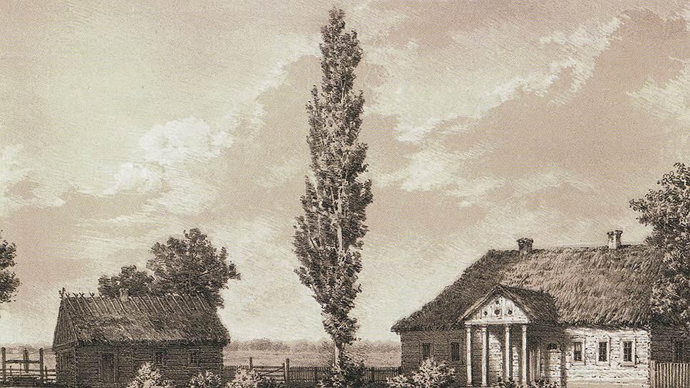 Когда Фет покупал Степановку, она была больше похожа на слегка облагороженный хутор, чем на усадьбу