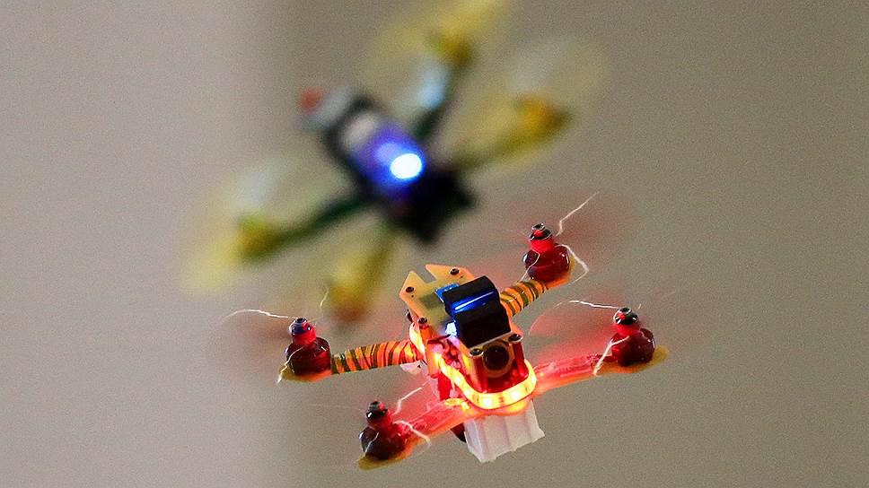 Дроны становятся более миниатюрными, уже скоро они смогут летать беспрерывно