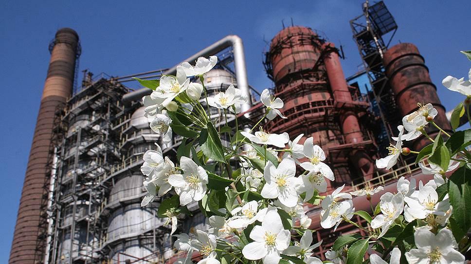 Сейчас каждый новый проект ЕВРАЗа предполагает экологическую составляющую