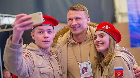 Молодые ребята со всех регионов России с гордостью носят юнармейскую форму и мечтают в будущем стать кадровыми военными