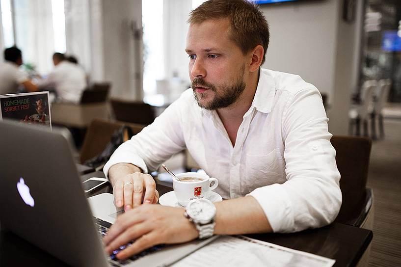 Основатель компании Андрей Рогозин