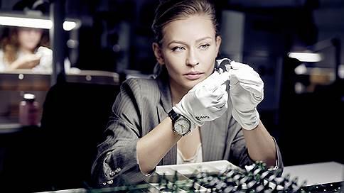 У меня конфликтные отношения со временем  / Юлия Пересильд о своих часах Rado