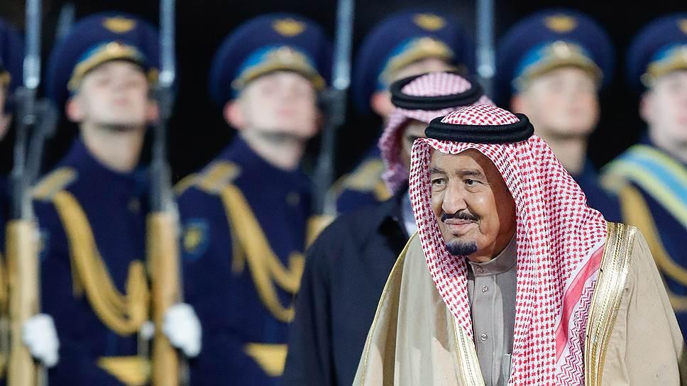 Что должны принести России сделки с Саудовской Аравией