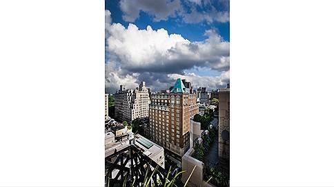 Увидеть и остаться  / Владимир Гридин об отеле The Mark в Нью-Йорке