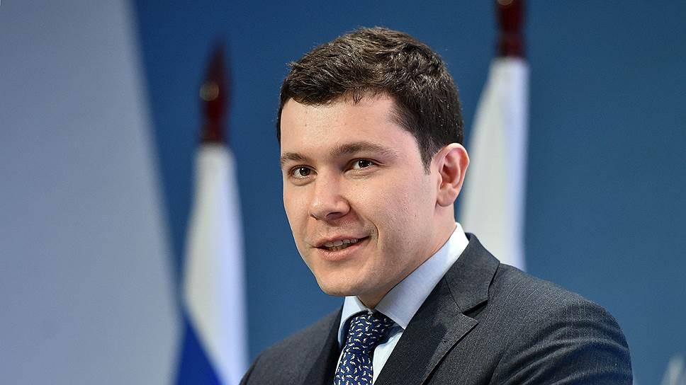 Губернатор Калининградской области о приоритетных архитектурных проектах региона