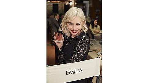 Народная артистка  / Эмилия Кларк на съемках для Dolce&Gabbana