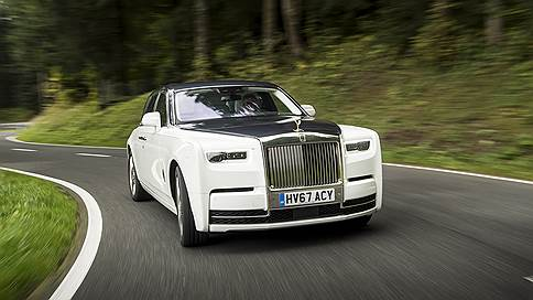 Роскошь в восьмом поколении  / Савелий Курочкин о Rolls-Royce Phantom
