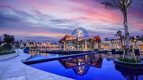 Бали  / Ефим Ковров об отельном комплексе Mulia Resort