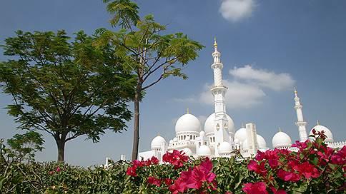 Между морем и пустыней  / Наталия Север о городе и эмирате Абу-Даби
