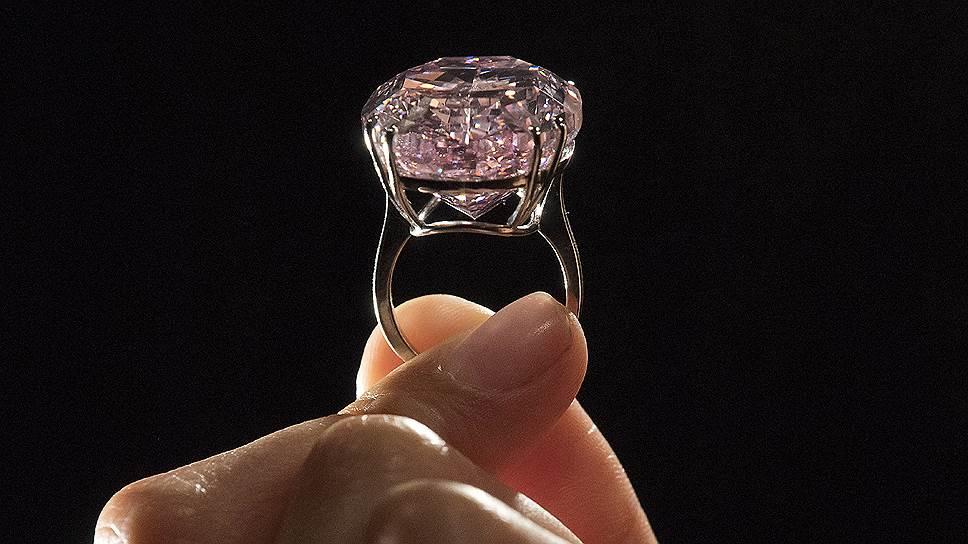 Пять самых дорогих бриллиантов, проданных на аукционах
