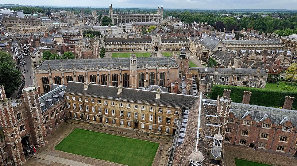 Кембриджский университет в последнем рейтинге Times Higher Education – второй