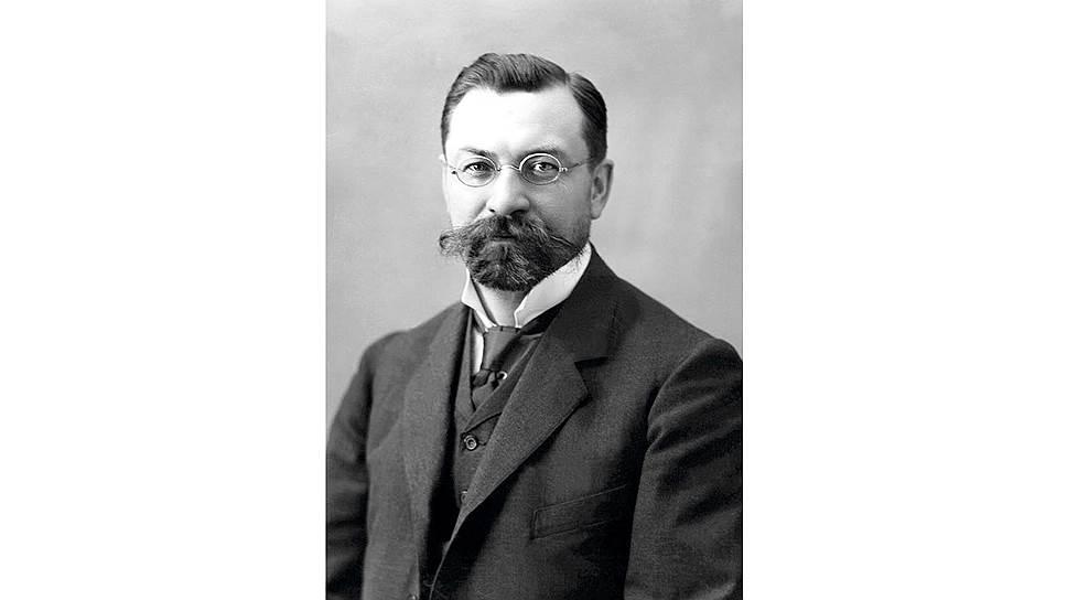 Секретарь Поместного Собора Василий Шеин