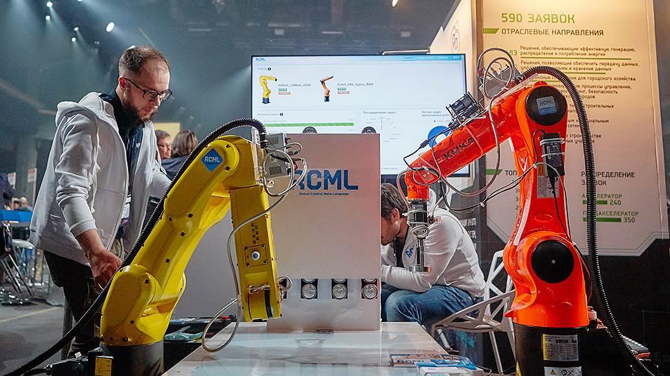 Промышленные роботы станут неотъемлемой частью «Фабрик будущего»