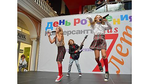 Пожарный, пекарь, почтальон  / Александр Иванов о празднике «Коммерсантъ Kids»