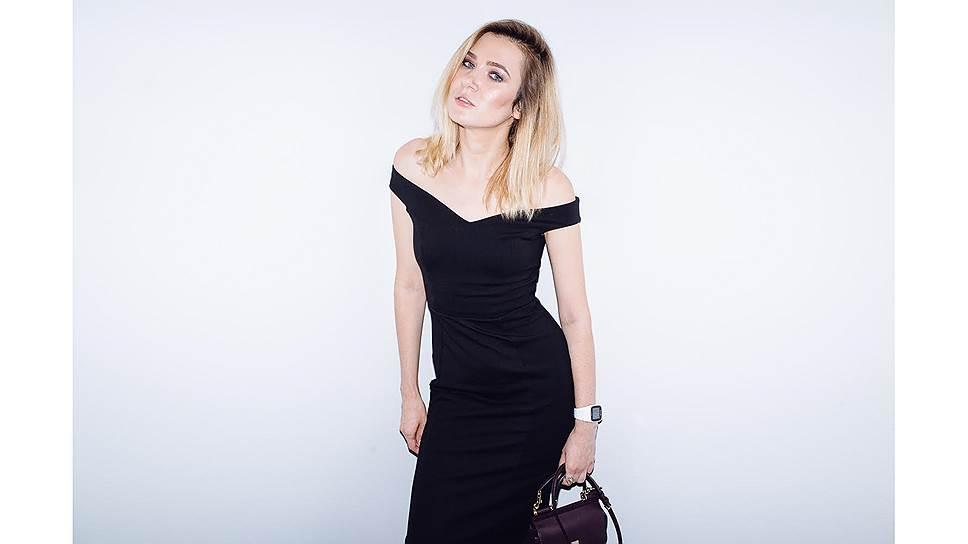 Елена Кравцун, исполнительный редактор «Коммерсантъ Стиль»