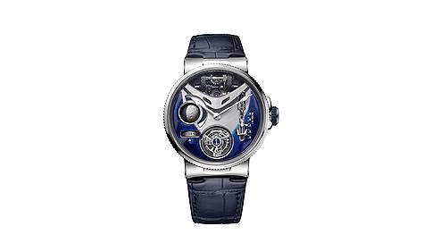 Машинное отделение  / Самые дорогие часы на российском рынке