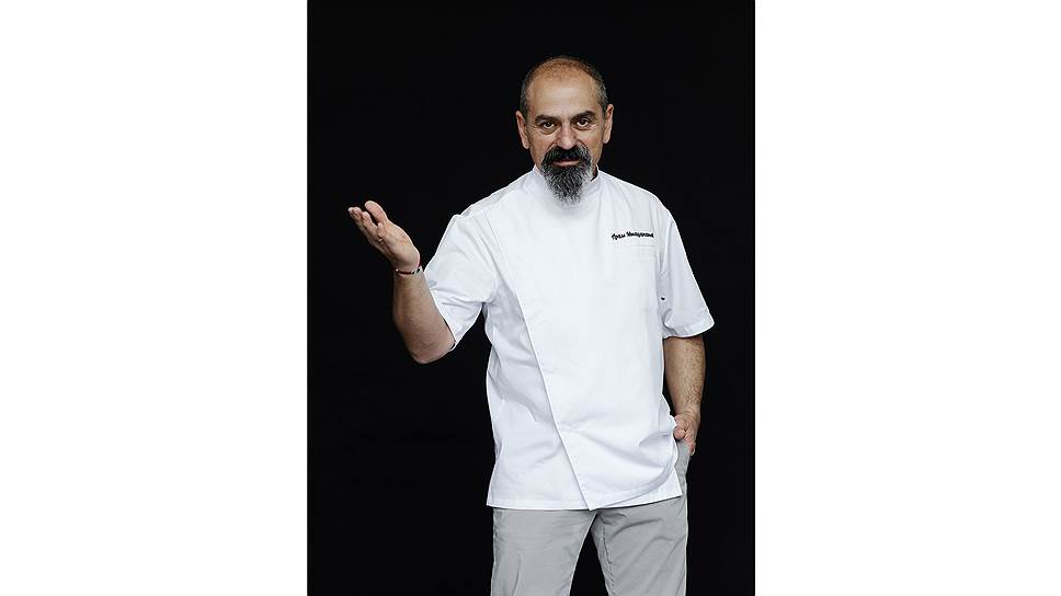 Ресторатор Арам Мнацаканов