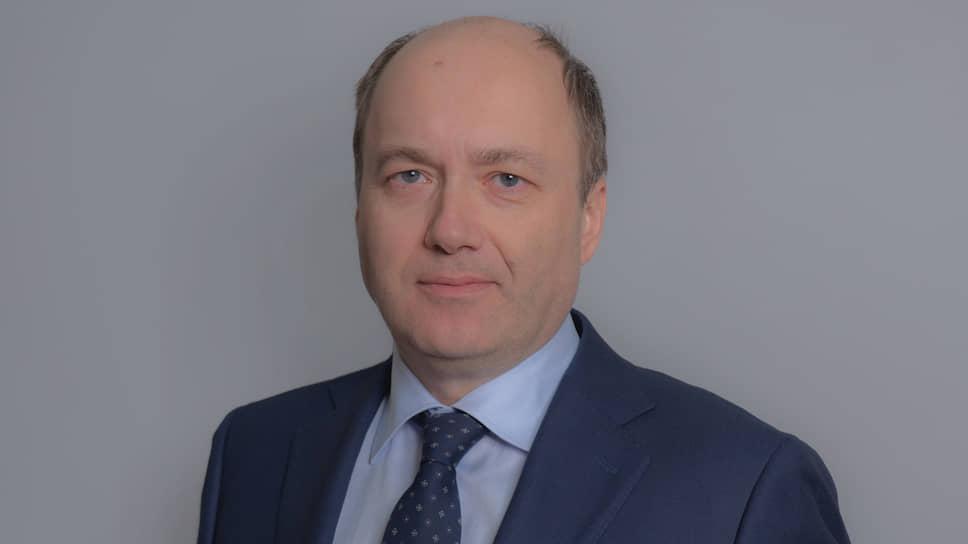Генеральный директор Центральной пригородной пассажирской компании Максим Дьяконов