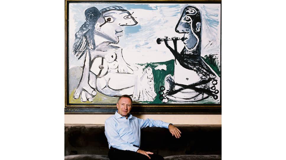 Британский миллиардер, основатель ювелирного дома Graff Лоуренс Графф