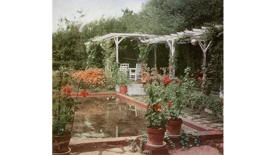 Сад Диора в Гранвиле