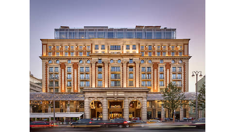 Московские привилегии  / О предложениях The Ritz-Carlton, Moscow