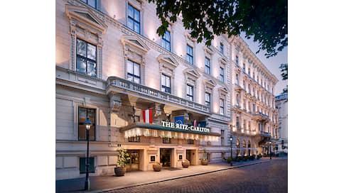 Ретрит в большом городе  / Владимир Гридин о The Ritz-Carlton, Vienna