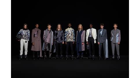 Круг замкнулся  / Натела Поцхверия о костюмной моде Dior Homme