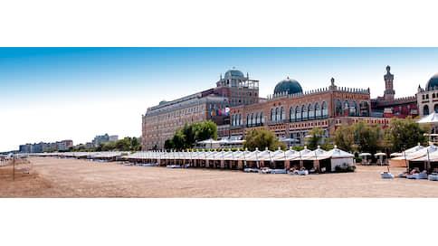 Кино, вино и остров  / Виктория Михайленко об отеле Excelsior Venice Lido Resort