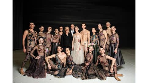 Мода на балет  / Мария Сидельникова о сценических костюмах Dior