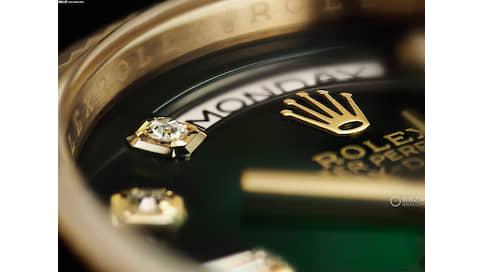Президентский люкс  / Натела Поцхверия о Rolex Oyster Perpetual Day-Date 36