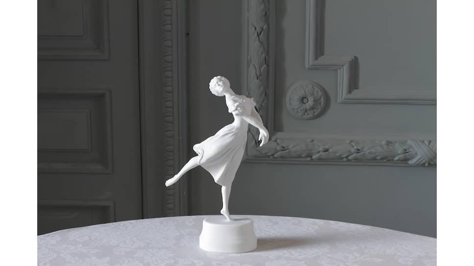 Скульптура «Тамара Карсавина», автор Серафим Судьбинин