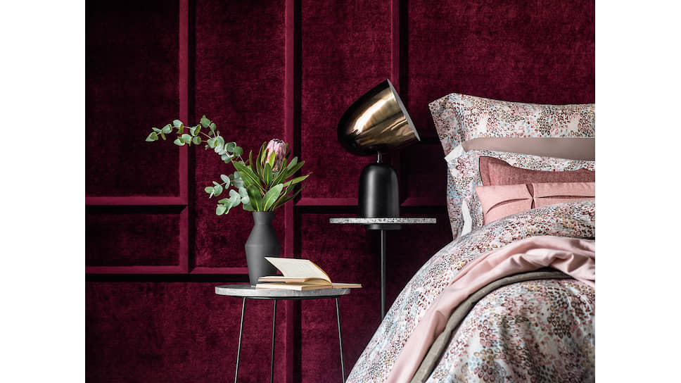 Постельное белье из новой коллекции «Марипоса»