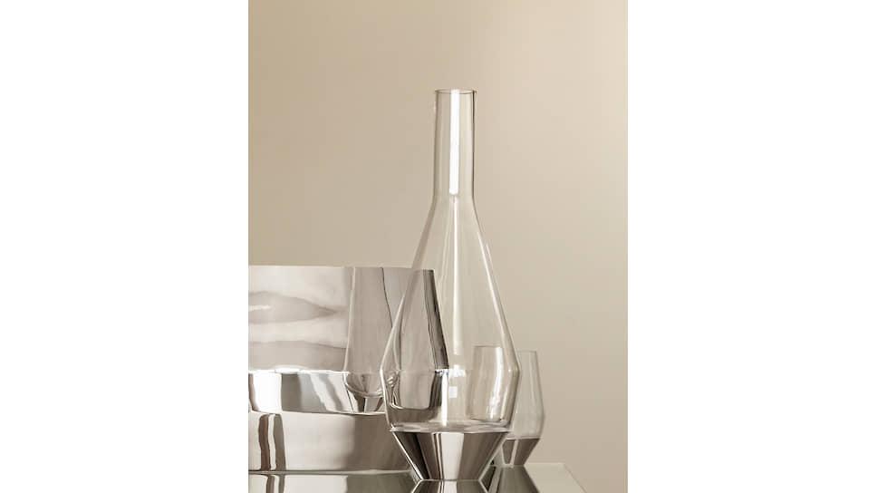 Предметы из коллекции Orfevre-Sommelier для дегустации вина