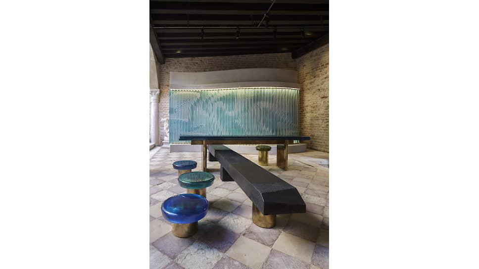 Проект Ormeggi в рамках выставки Nomad Venice