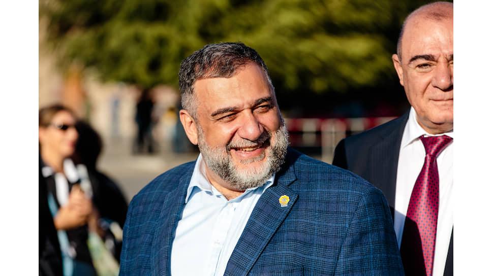 Сооснователь международной гуманитарной инициативы «Аврора»  Рубен Варданян