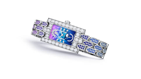 В лучах расцвета  / 20 лет Avenue Harry Winston