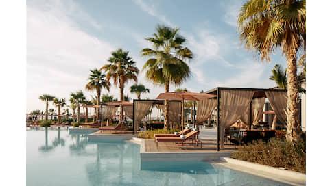 Очень теплый прием  / В Caesars Bluewaters Dubai лето не кончается