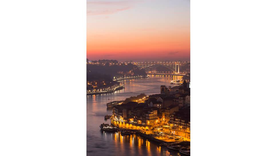 Разноцветная реальность / О второй столице Португалии