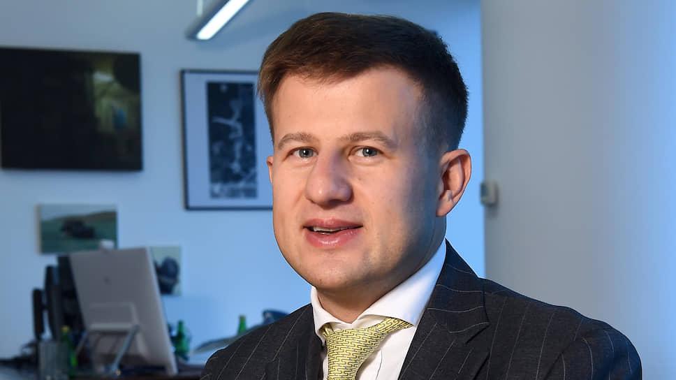 Главный исполнительный директор «ВТБ Капитал Инвестиции», старший вице-президент ВТБ, руководитель департамента брокерского обслуживания Владимир Потапов.