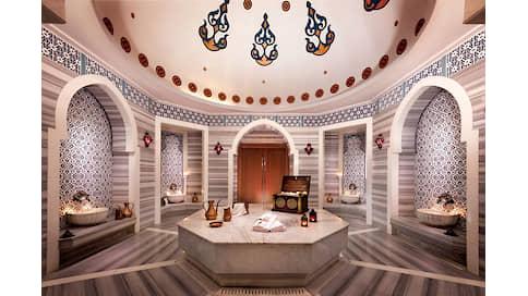 Восточный размах  / Rixos The Palm Dubai Hotel & Suites 5*