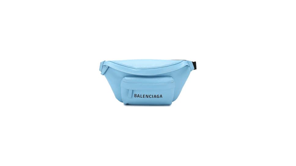 Поясная сумка Balenciaga, ЦУМ