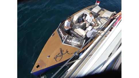 Суперчасы и суперъяхты  / Ulysse Nardin в дни Monaco Yacht Show