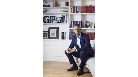 «Эта марка мне по руке»  / Патрик Прюньо, Girard-Perregaux