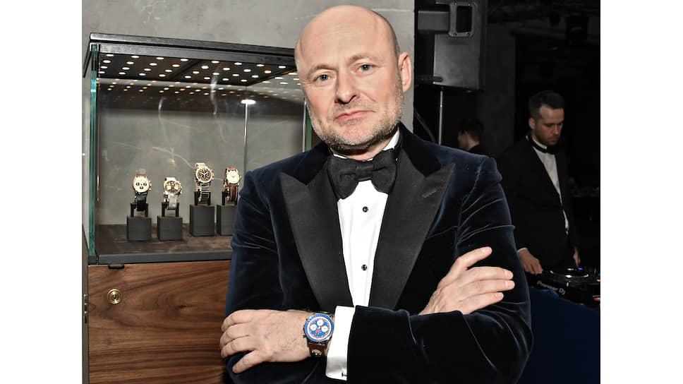 Генеральный директор и совладелец Breitling Жорж Керн