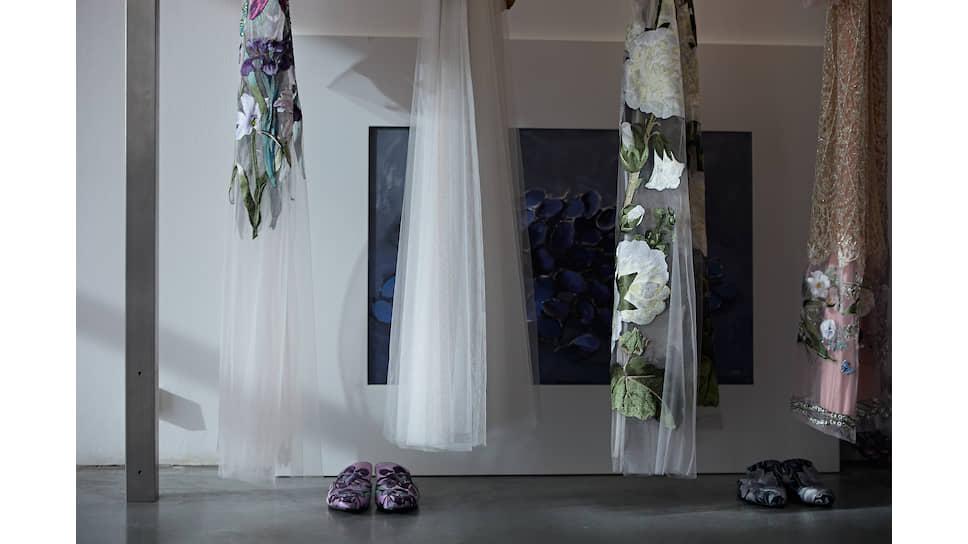 Интерьер модного дома Tatyana Parfionova