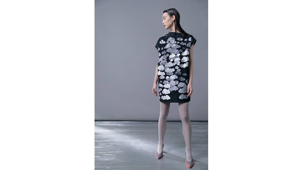 Платье, коллекция «Черная стрекоза»