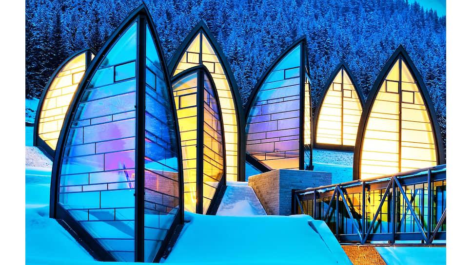 Tschuggen Grand Hotel / Bergoase Spa